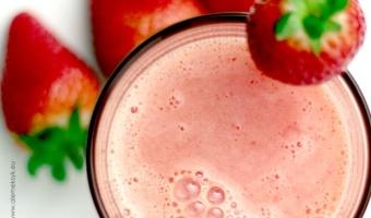 Agua fresca truskawkowa - orzeźwiający drink na letnie upały