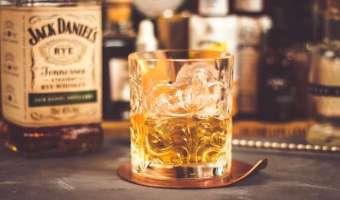 Old Fashioned Rye - żytni Jack Daniel's połączony z pomarańczowym bittersem