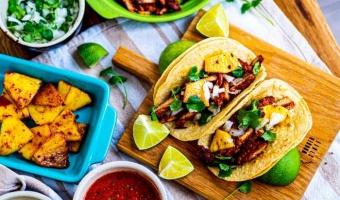 Tacos al Pastor w wersji domowej - czyli przepis na wypasionego meksykańskiego klasyka z wieprzowiną w roli głównej