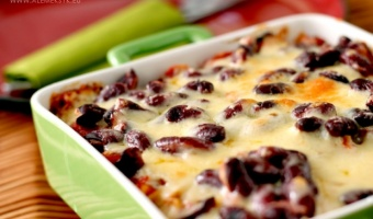 Pasta casserole czyli meksykańska zapiekanka z makaronu