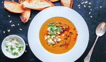 Krem z batatów - prosty i szybki przepis na zupę doskonałą