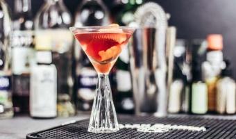Graperoski – wytrawny drink na bazie wódki grapefruitowej